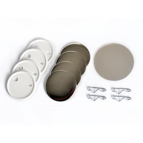 Buttonrohlinge 45mm