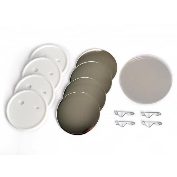 Buttonrohlinge 58mm