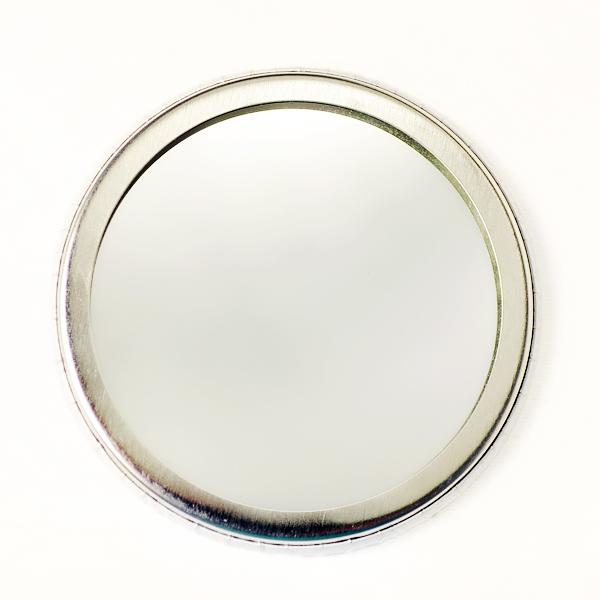 58mm Spiegelbuttons